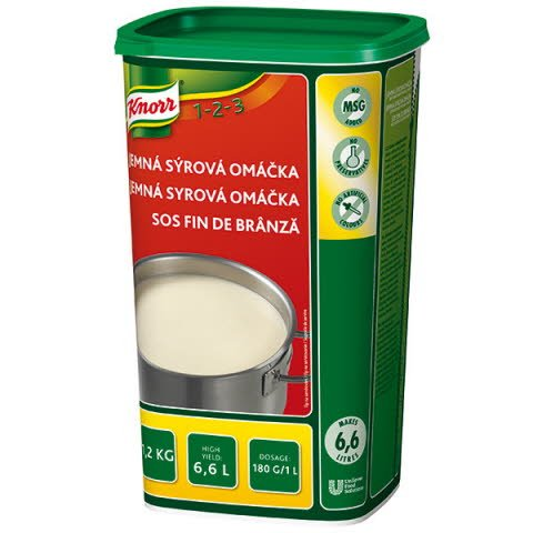 Knorr Jemná syrová omáčka 1,2kg -