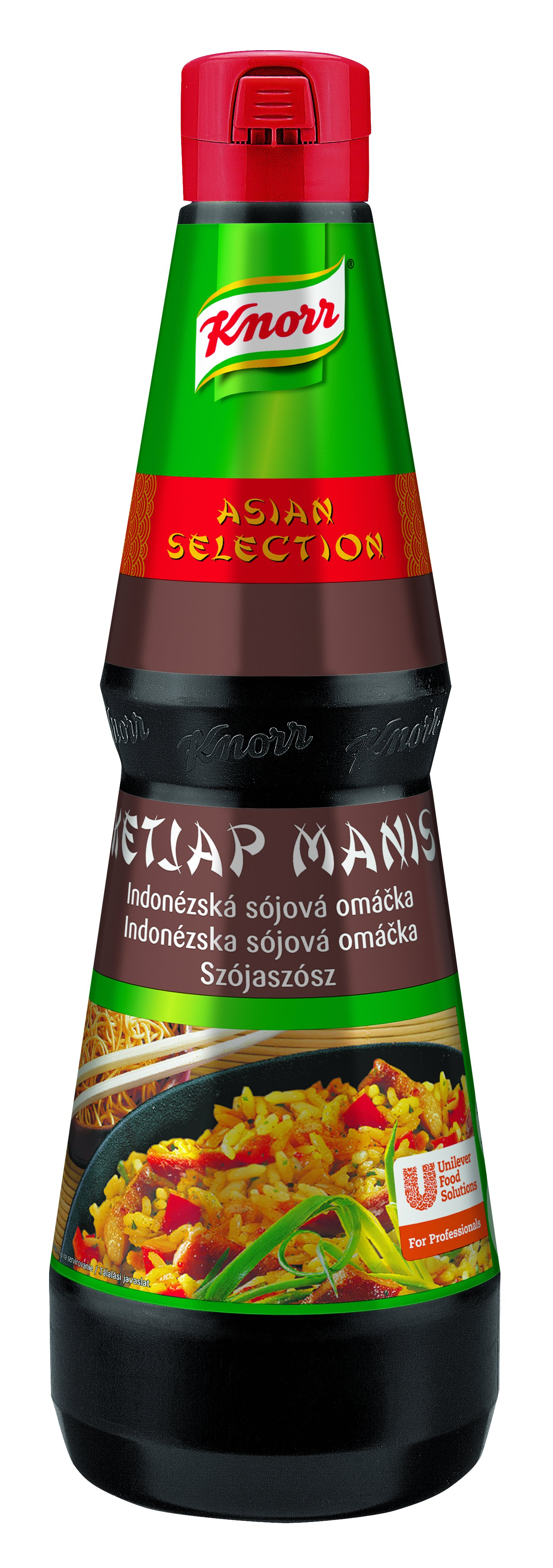 Knorr Ketjap Manis sójová omáčka 1L -
