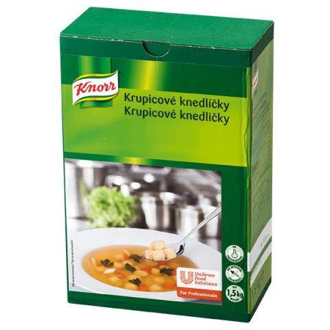Knorr Krupicové knedličky 1,5kg -