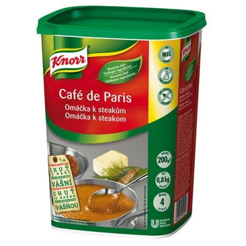 Knorr Omáčka Café de Paris 0,8kg -