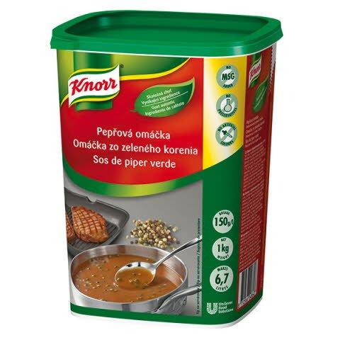 Knorr Omáčka so zeleným korenín 850g -