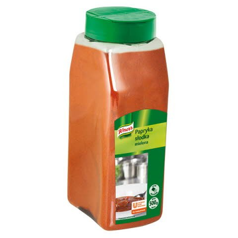 Knorr Paprika sladká mletá 0,5 kg -