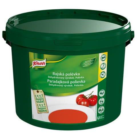 Knorr Paradajková polievka 6kg -