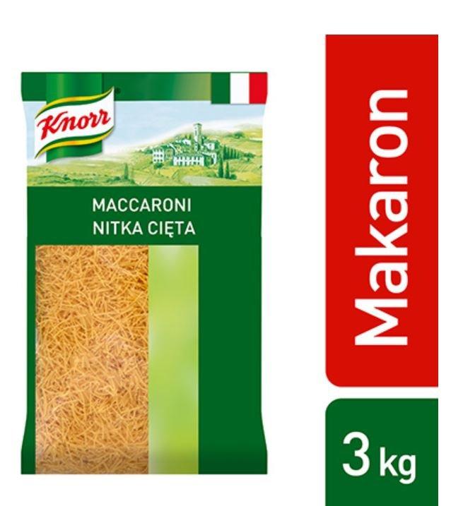 Knorr Polievkové rezance 3 kg -