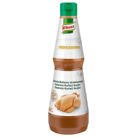 Knorr Professional Essence Kurací bujón 1L -