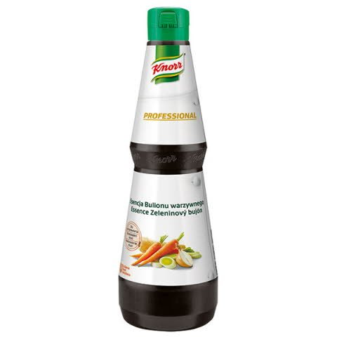 Knorr Professional Essence Zeleninový bujón 1L -