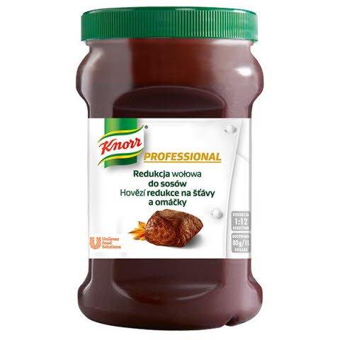 Knorr Professional Hovädzia redukcia na omáčky 800g