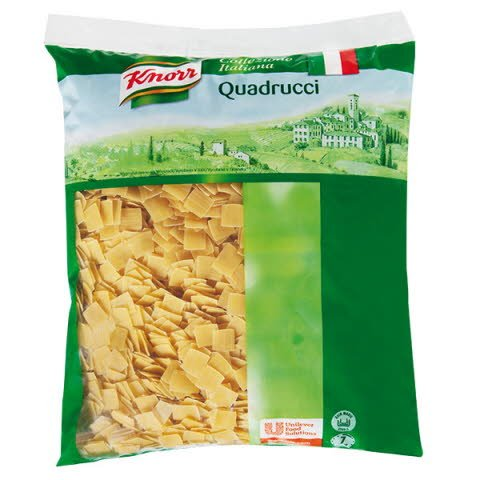 Knorr Quadrucci - Fliačky 3kg -