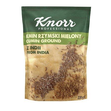 Knorr Rasca rímska mletá z Indie 0,22 kg -