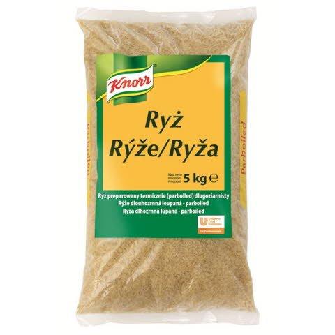 Knorr Ryža dlhozrnná parb. 5kg -