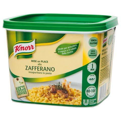 Knorr Šafránová pasta 800g -