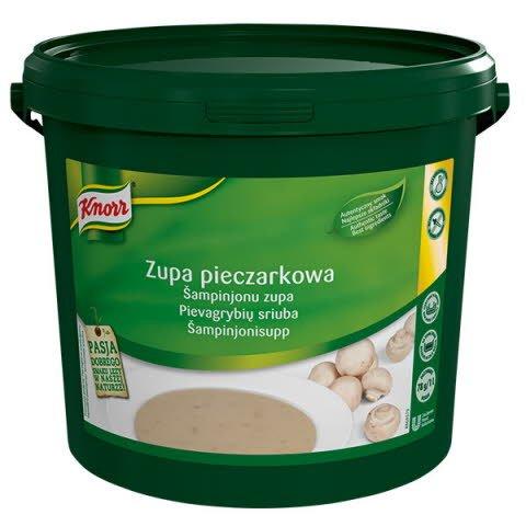 Knorr Šampiňónová polievka 3kg -