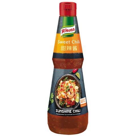 Knorr Sunshine Chilli pikantná omáčka 1L -