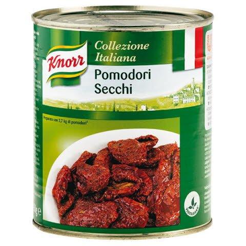 Knorr Sušené paradajky 750g -