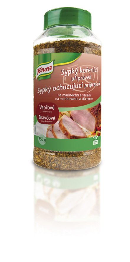 Knorr Sypký prípr.na ochut.na bravčové 0,75kg -