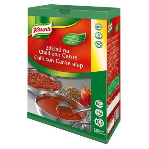 Knorr Základ na Chilli con Carne 2kg -
