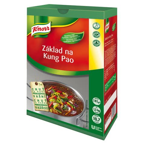 Knorr Základ na Kung Pao 1,5kg -