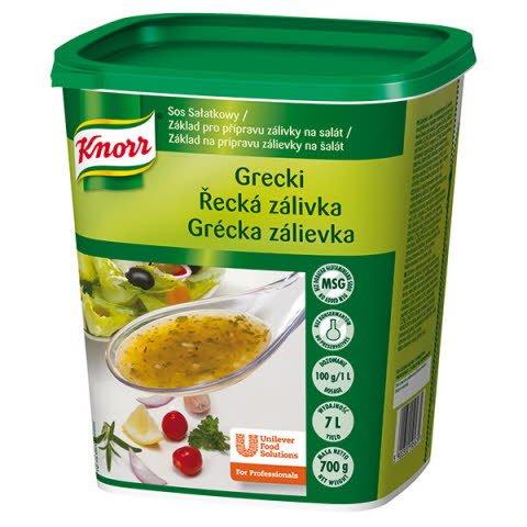 Knorr zálievka GRÉCKA 700 g