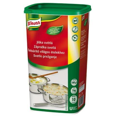 Knorr Zápražka svetlá 1kg
