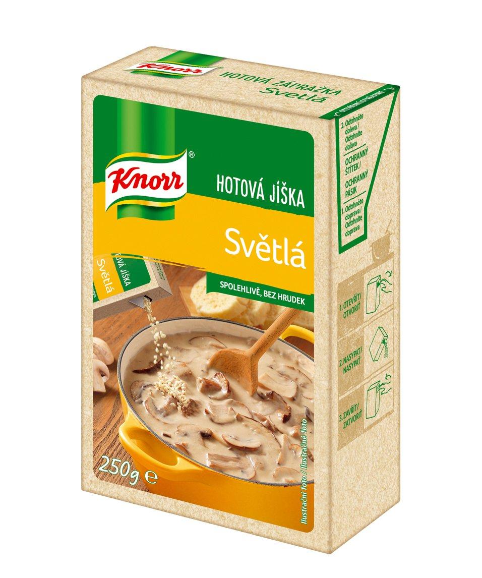 Knorr Zápražka svetlá 250g