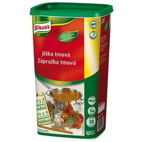 Knorr Zápražka tmavá 1kg -