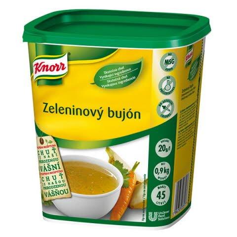 Knorr Zeleninový bujón 0,9 kg -