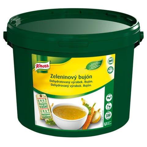 Knorr Zeleninový bujón 7kg