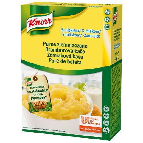 Knorr Zem.kaša s mliekom 4kg -