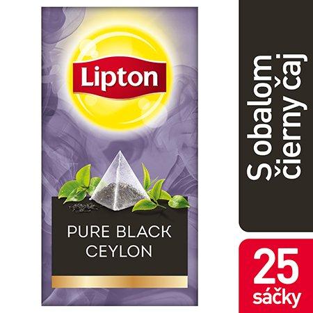 Lipton Čierny čaj Cejlón 25x1,8g -