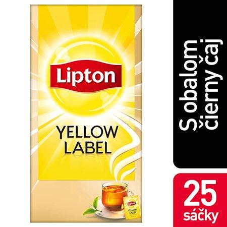Lipton Yellow Label 25 x 1,8 g -