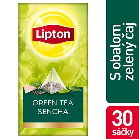 Lipton Zelený čaj Sencha 30x1,8g6 -