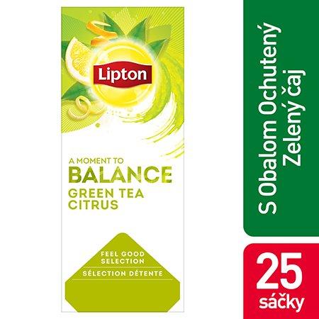 Lipton Zelený s citrónom 25x1,3g