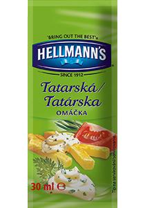 Hellmann´s Tatárska omáčka porc. 30ml