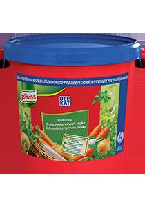 Knorr Delikát 5kg - Delikat dáva jedlám výraznú chuť, ktorú hostia majú radi.