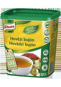 Knorr Hovädzí bujón 900g