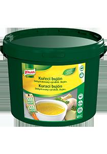 Knorr Kurací bujón 6,5kg - Knorr bujóny dodávajú chuť, farbu a správnu konzistenciu polievkam a jedlám.
