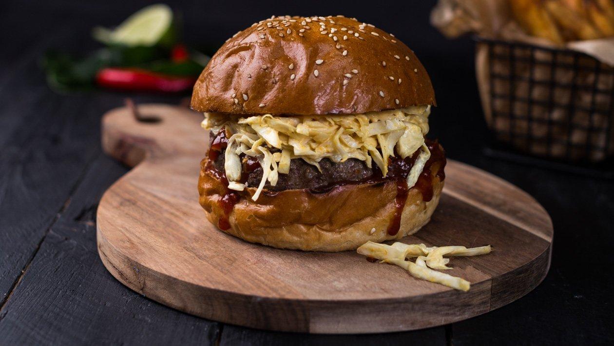 Bangkok BBQ Burger