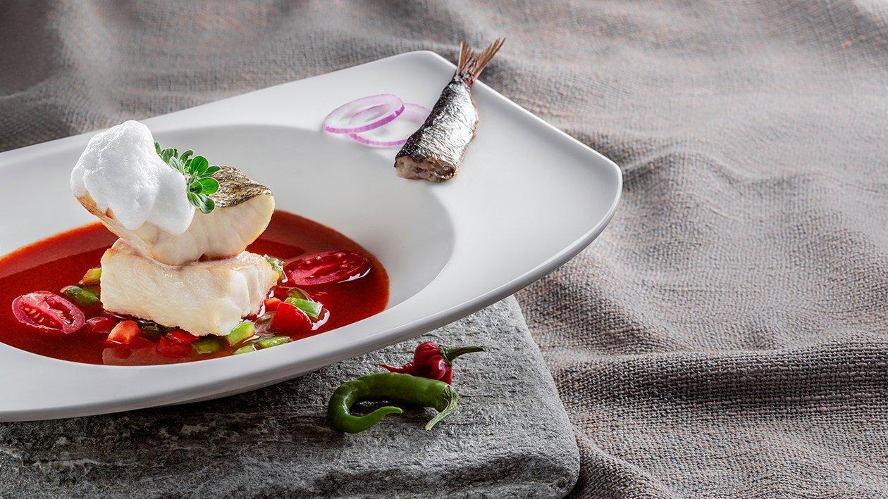 Maďarská rybacia polievka
