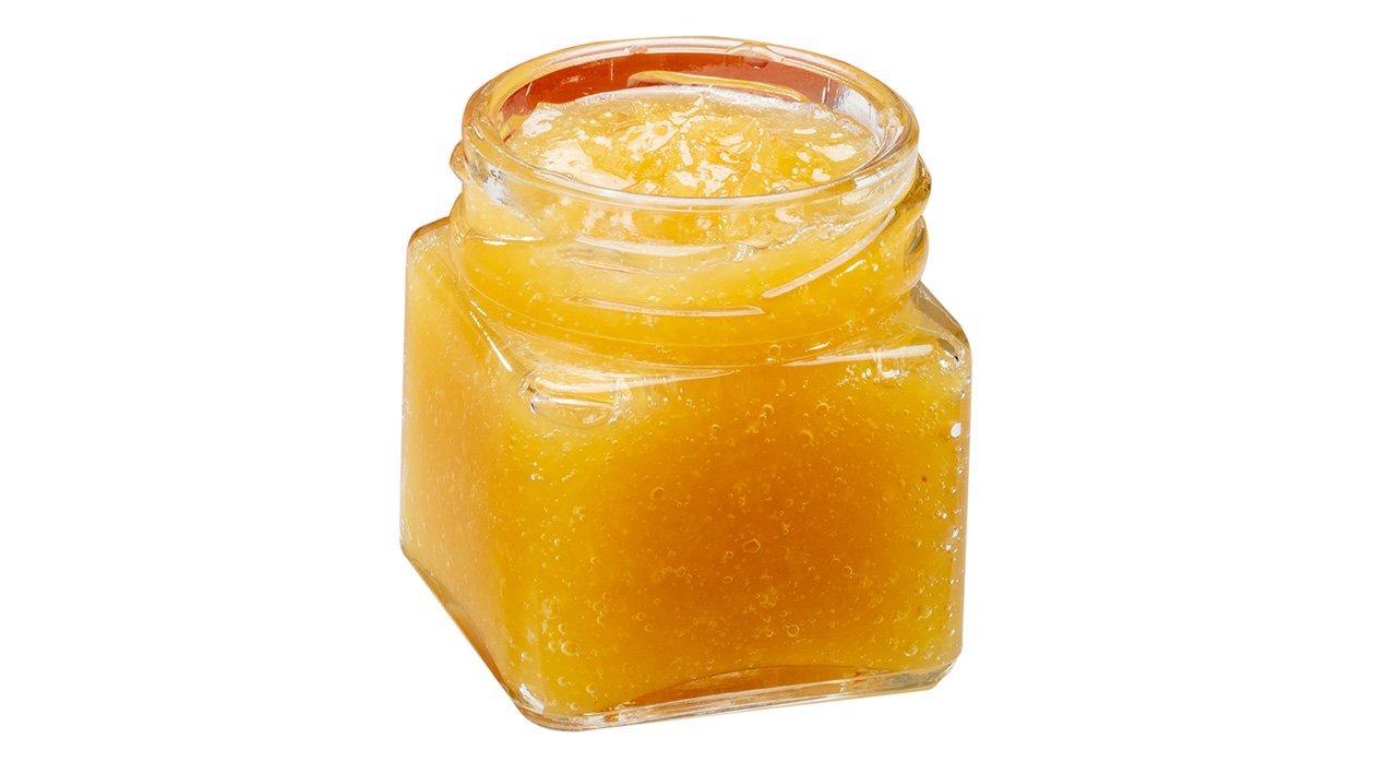 Zázvor a citrónová marmeláda