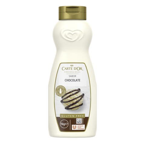 Carte d'Or Toping čokolada 1 kg -