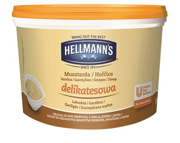 Hellmann's Gorčica 3 kg -