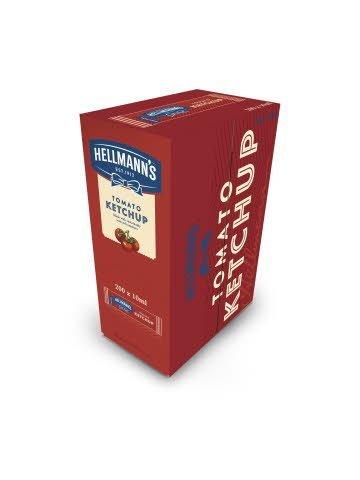 Hellmann's Ketchup porcijski 15 ml (200 kos)