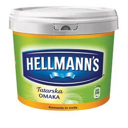 Hellmann's Tatarska omaka 5 kg -