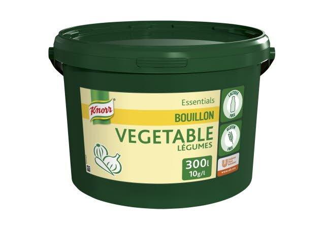 Knorr Essential Zelenjavna bistra juha 3 kg -