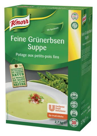Knorr Grahova juha s slanino 2,7 kg