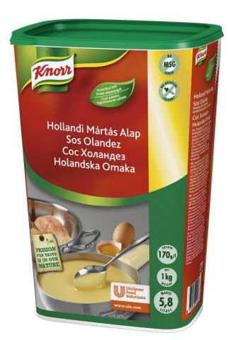 Knorr Holandska omaka 1 kg -