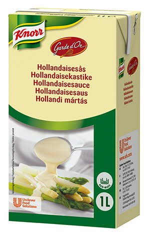 Knorr Holandska omaka tekoča 1 l