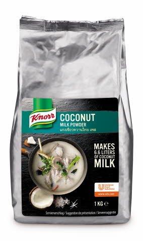 Knorr Kokosov pripravek v prahu 1 kg -