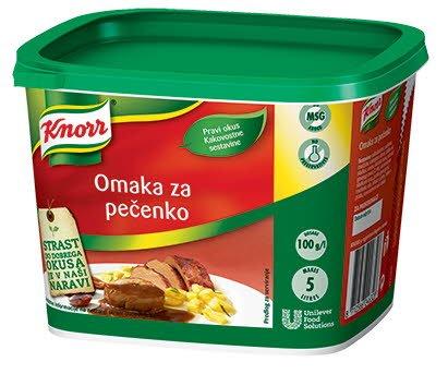 Knorr Omaka za pečenko 500 g