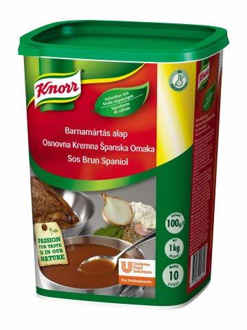 Knorr Osnovna kremna Španska omaka 1 kg